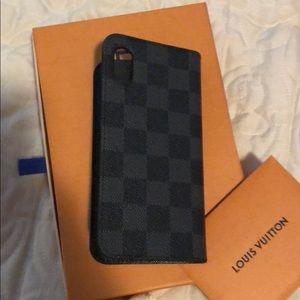 3e0dba42eeb3 Louis Vuitton Accessories -   Authentic Louis Vuitton   iPhone X case